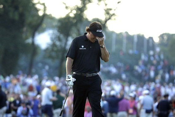 Phil Mickelson's Sunday Collapse at Merion: A Live Perspective at the US Open