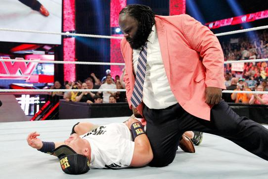 John Cena to Defend WWE Championship vs. Mark Henry at Money in the Bank PPV