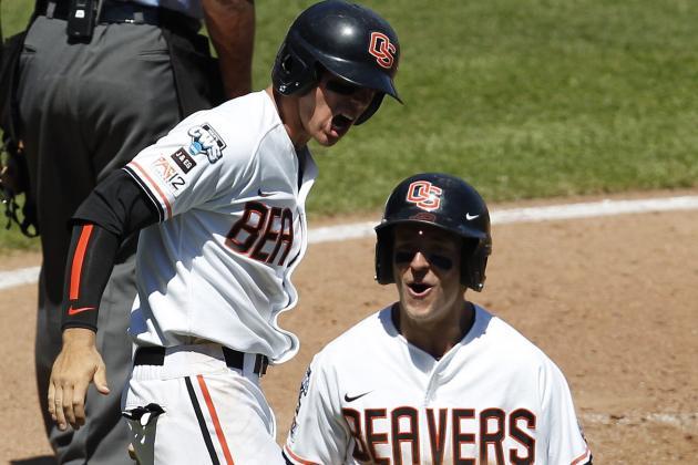 College World Series 2013 Scores: Takeaways from Monday's Games