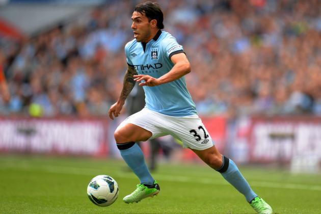 Liverpool Transfer Rumours: Carlos Tevez Not Suitable Alternate for Luis Suarez