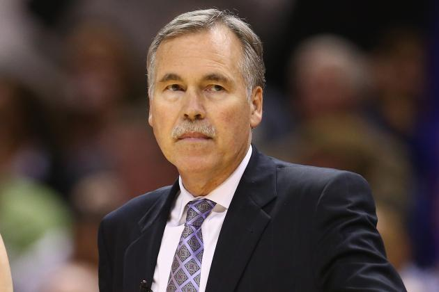Mike D'Antoni's Staff Continues to Evolve; Ham Out, Lewis In