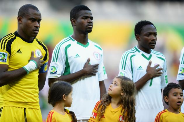 Confederations Cup: Nigeria Uninspiring as the Underdogs Are Slain