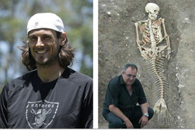 Chris Kluwe Stumbles Across Mermaid Docufiction