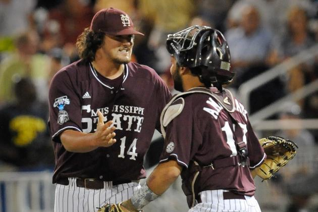 College World Series 2013 Schedule: TV Info, Preview, Predictions for CWS Action