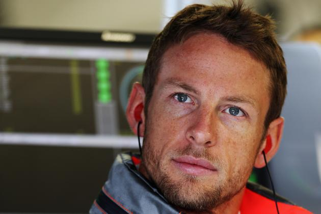 Button Insists Under-Pressure Whitmarsh Best Man to Turn McLaren Around
