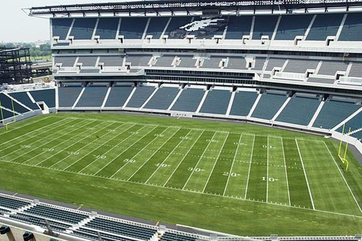 Eagles Hope Stadium Renovations Will Help in Super Bowl Bid