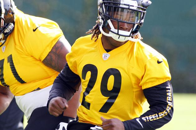 Steelers Rookie Safety Thomas Learning from Polamalu, Clark