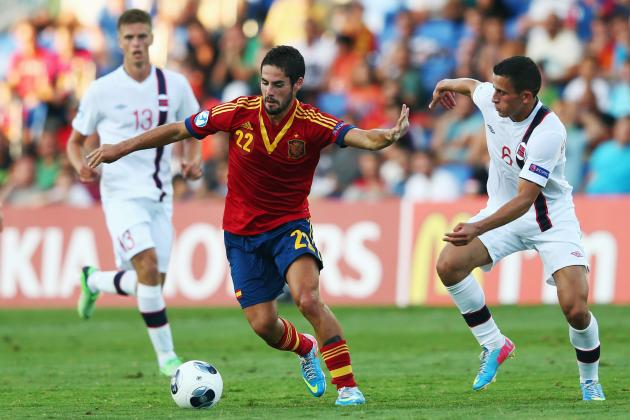 Could Isco Fit In at Real Madrid with Ronaldo and Company?