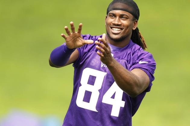Special Deliveries: Joe Webb, Cordarrelle Patterson Eyeing Significant Roles