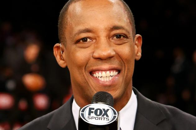 Spurs TV Announcer Sean Elliott Probably Isn't Too Popular