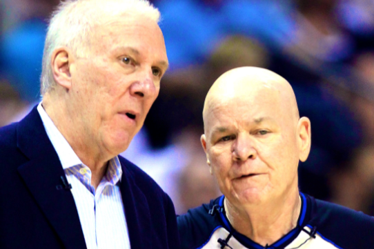 Joey Crawford Will Referee Game 6 of Spurs-Heat 2013 NBA Finals