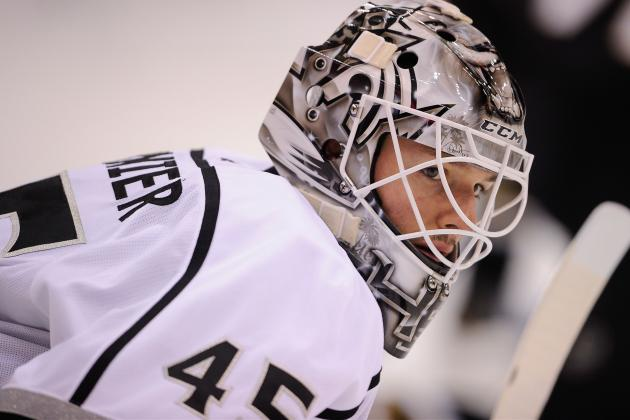 Sources: Islanders in the Mix for Kings' Jonathan Bernier