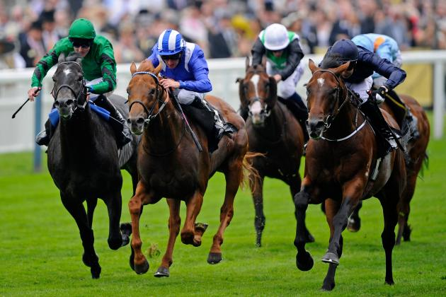 Queen Anne Stakes 2013 Results: Winner, Payouts and Order of Finish