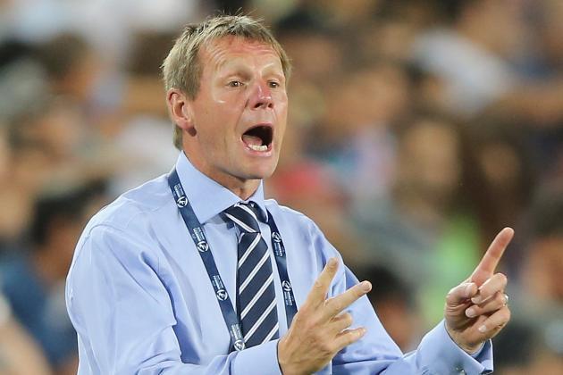 Pearce to Leave as England U21 Coach
