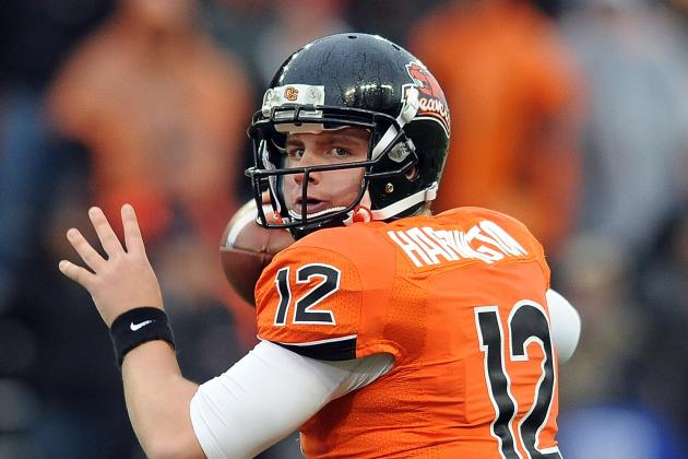 Reserve QB Transferring from Beavers