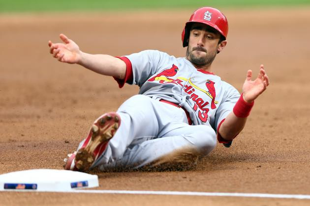 Just How Good Is St. Louis Cardinals 2B Matt Carpenter? Really Good.