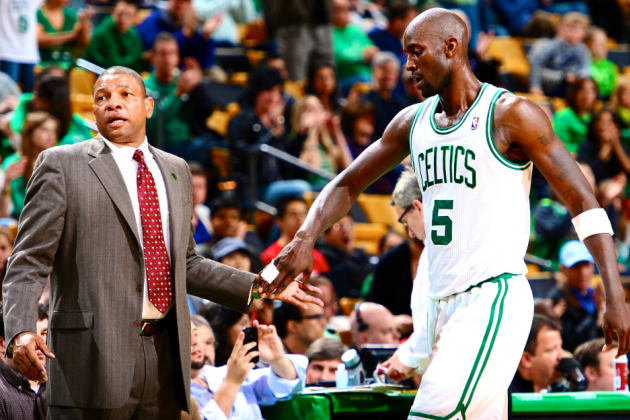 Clippers, Celtics End Trade Talks Surrounding Kevin Garnett and Doc Rivers