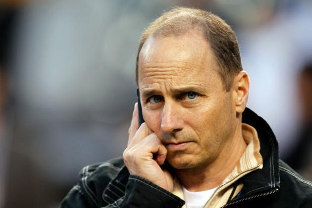 Brian Cashman Calls out Yankees Hitting Coach Kevin Long