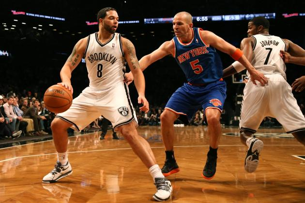 Deron Williams: Nets vs. Knicks Rivalry