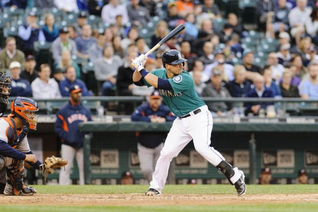 Zunino Handling Transition to Majors with Ease