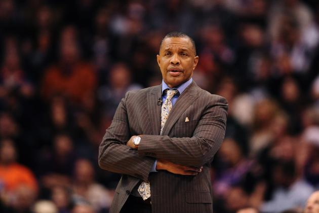 Grizzlies Impressed with Alvin Gentry