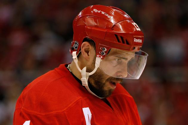 Datsyuk's New Deal Is $23M over 3 Years