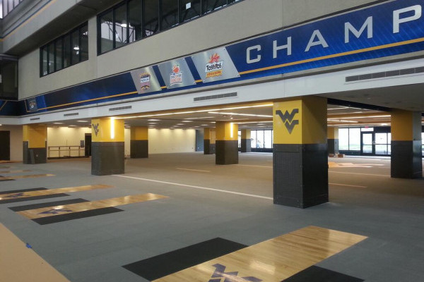 Photo: West Virginia's New Weight Room Is Going to Be Huge