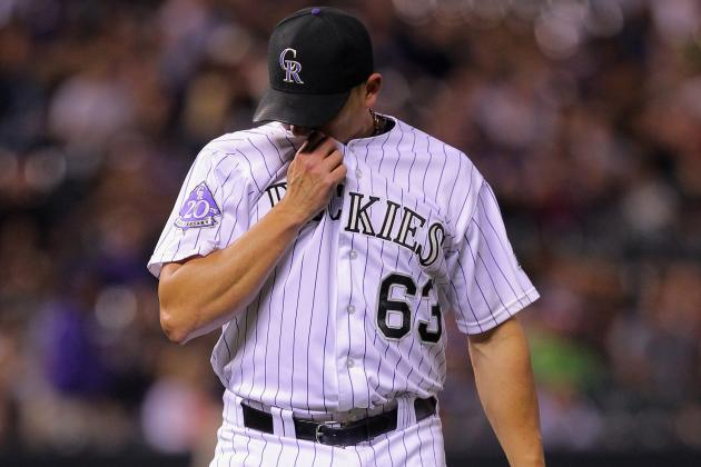 Rafael Betancourt Makes Progress with Leg Injury