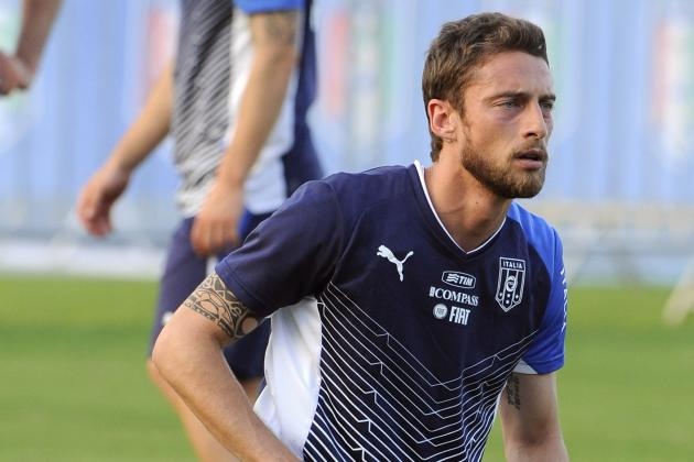 Juventus Won't Sell Marchisio