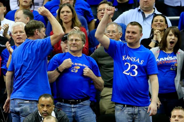 New TV Deal Expands KU Athletics Coverage, Access