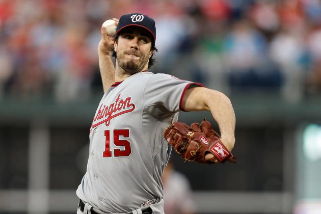 Haren Continues to Search for Answers