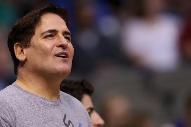 Mark Cuban Says Dallas Mavericks Likely to Trade No. 13 Pick