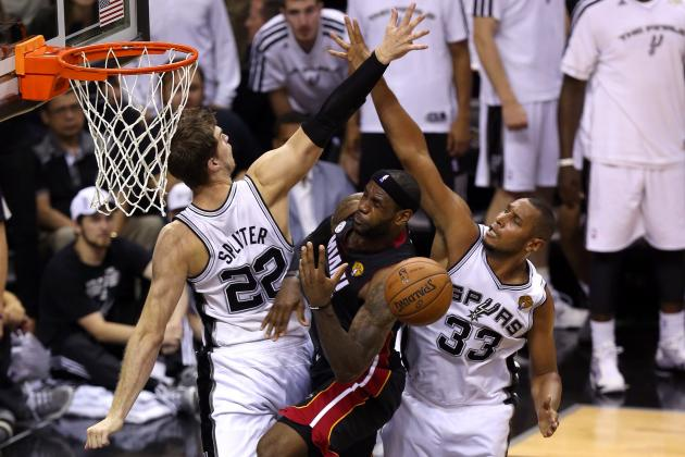 Spurs vs. Heat Game 6: What Miami Must Do to Stave off NBA Finals Elimination