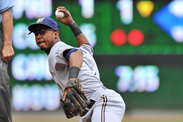 Bill Ripken Compares Brewers' Shortstop Jean Segura to Ravens' RB Ray Rice