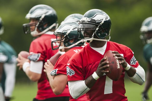 Philadelphia Eagles Fans Should Be Pulling for Anyone but Vick in QB Competition