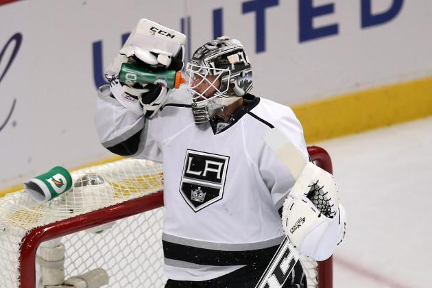 Source: Flyers Contacted About Goalie Jonathan Bernier