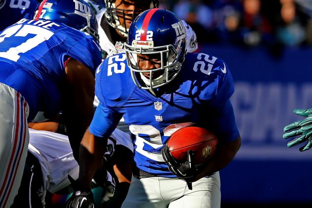 New York Giants: Examining David Wilson's Role on Offense and Special Teams