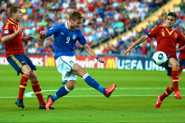 Spain vs. Italy: European Under-21 Championship Final Live Score, Recap