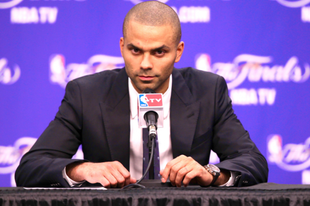 Spurs Announcer Sean Elliott Says French Stereotypes Don't Apply to Tony Parker