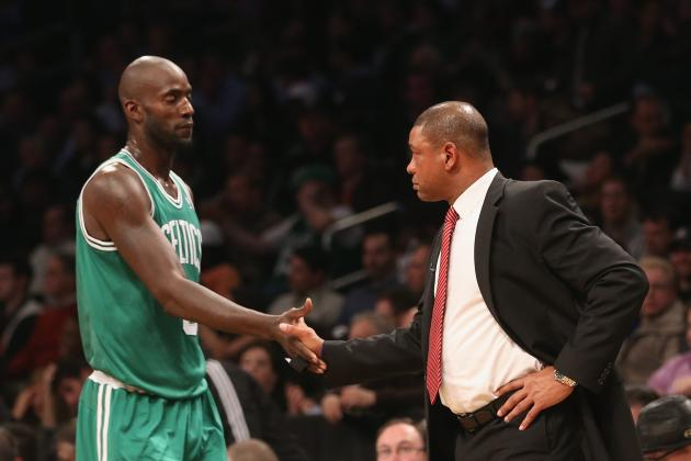Why LA Clippers Must Stay Away From Doc Rivers and Kevin Garnett