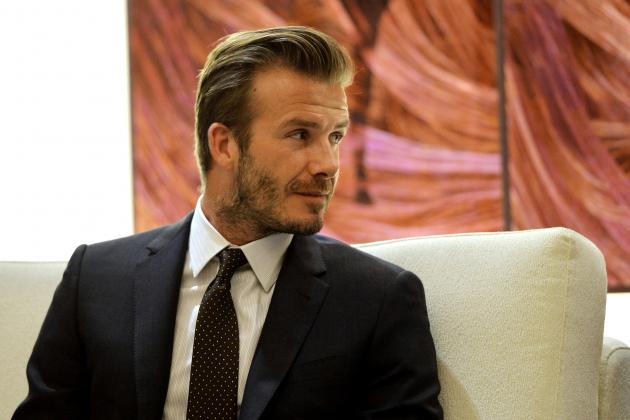 David Beckham Reportedly Was Offered NFL Kicker Tryout