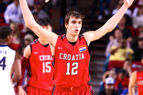 Dario Saric Reportedly Withdraws from 2013 NBA Draft