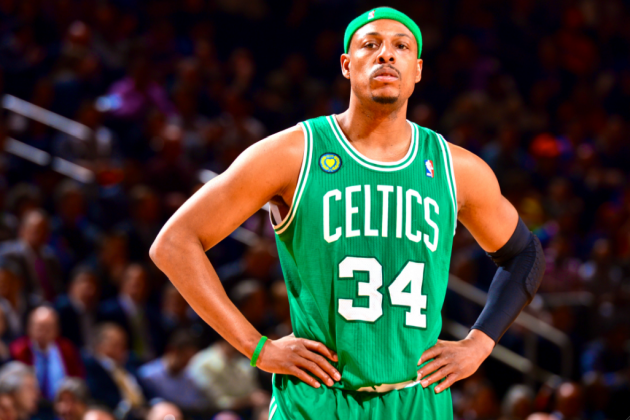 Do Celtics Owe it to Paul Pierce to Let The Truth Finish His Career in Boston?