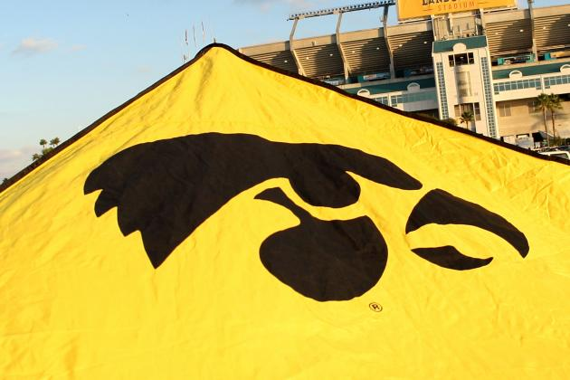 Audit Shows Minor NCAA Violations at Iowa
