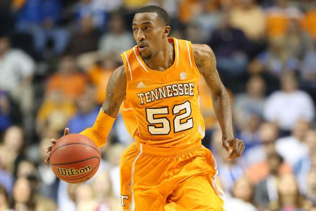 Vols' McRae Not Resting on His Laurels
