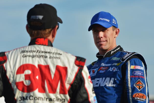 Biffle to Sort Out 'Expectations' with Edwards