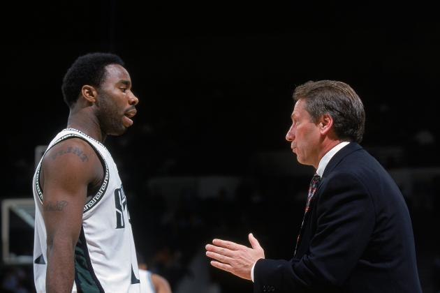 Cleaves Credits Izzo for NBA Preparedness