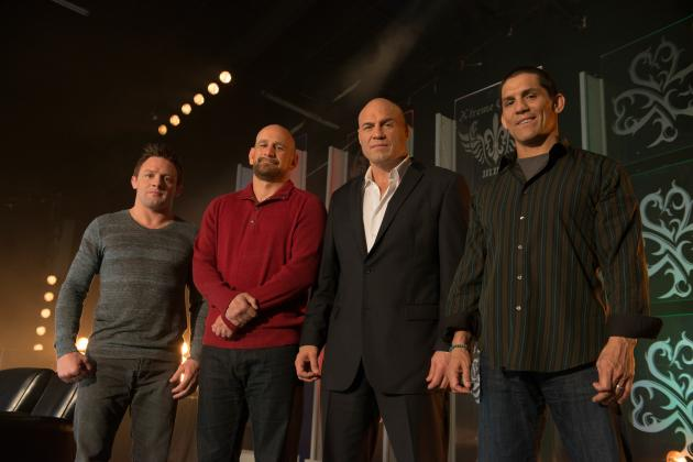 On the Set of Fight Master: Can Bellator's New Reality Show Take Aim at UFC?