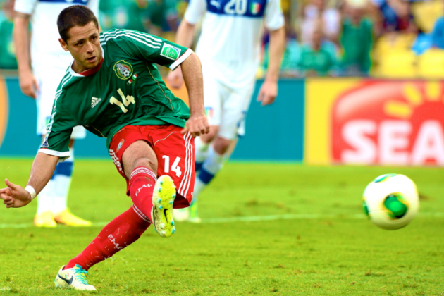 Brazil vs. Mexico: 1-on-1 Matchups That Will Decide Group-Stage Showdown