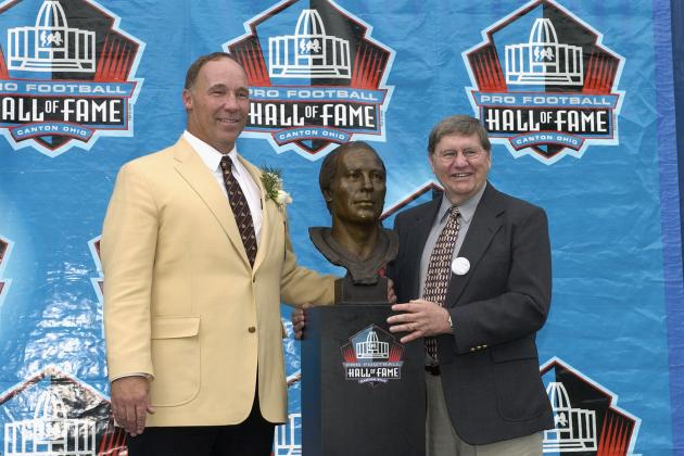 Former Bills, Browns guard Joe DeLamielleure to raise awareness with HOF walk
